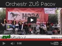 Koncert Orchestru ZUŠ Pacov - díl první