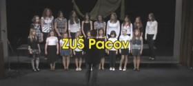 ZUŠ pacov - pěvecký sbor