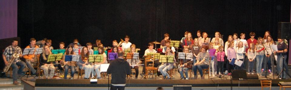 ZUŠ Pacov - muzikál